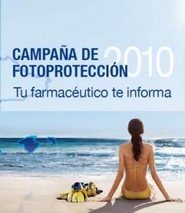Campaña Fotoproteccion 2010
